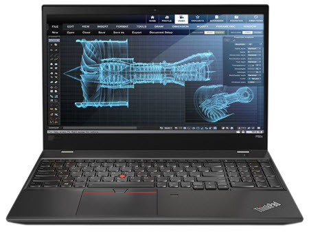 Lenovo ThinkPad P52s Best Laptops For SolidWorks