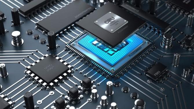 Processor In Laptop