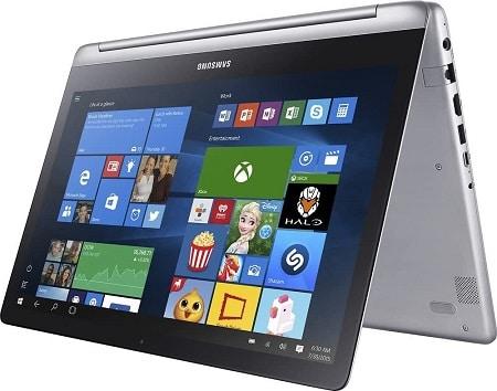 Samsung Full HD 2 In 1 Laptop
