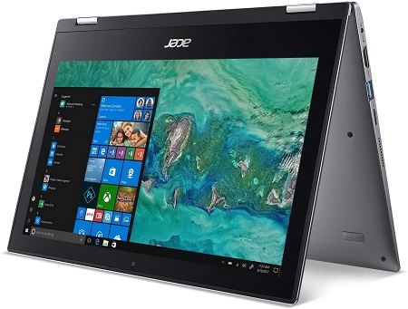 Acer Spin 1 Touchscreen 2 In 1 Laptop