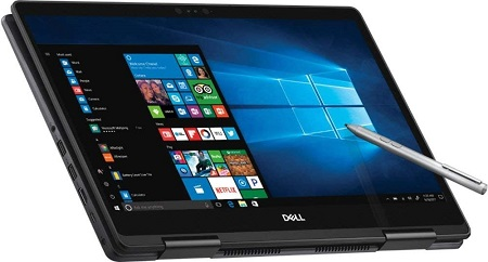 Dell 2 In 1 4K Ultra HD Touch Laptop