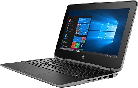 HP ProBook X360 11 G3 EE 2 In 1 HD Touchscreen Laptop Business Education Laptop