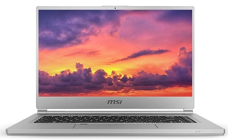 MSI P65 Creator Laptop For Moview Watching