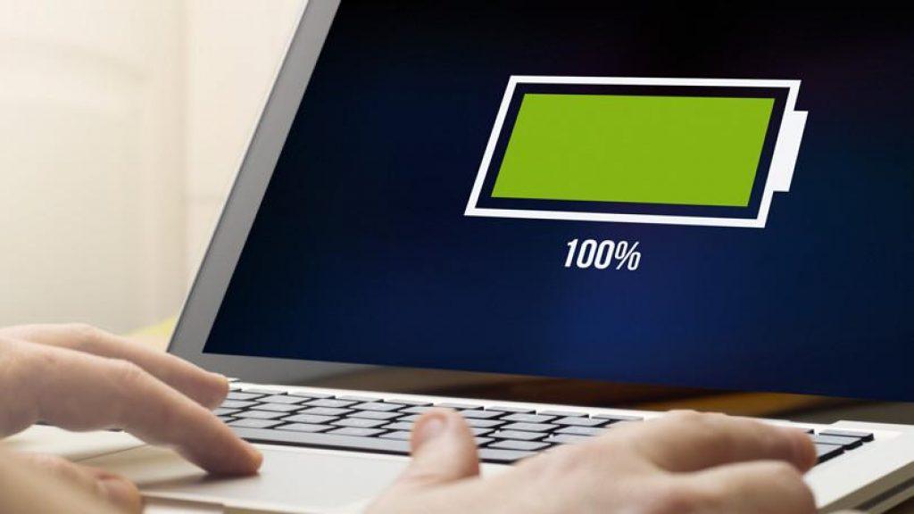 Laptop Battery Status