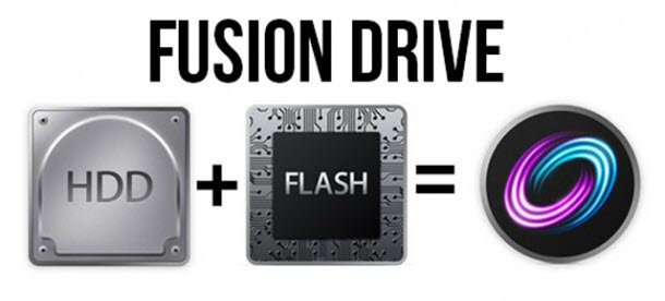 Own Fusion Drive 1