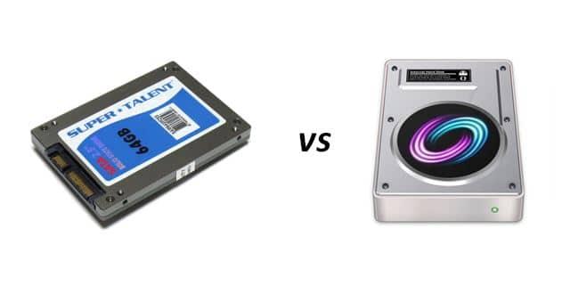 SSD Vs Fusion Drive