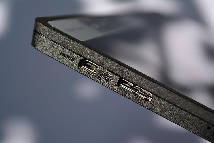 HDMI Port On Laptop